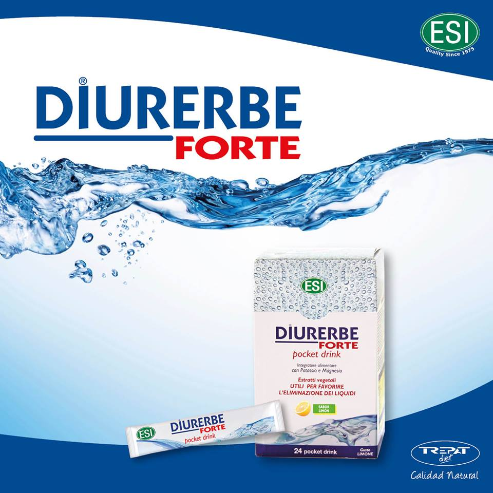 Diurerbe Forte en Sticks