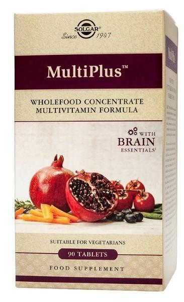 Multiplus Brain de Solgar
