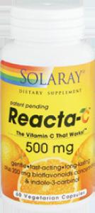 Reacta C Solaray