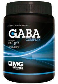MGDOSE GABA COMPLEX de Soria Natural