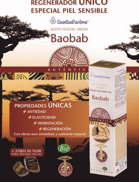 Aceite Baobab