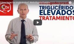 ¿Cómo bajar los triglicéridos? #telodigodecorazón