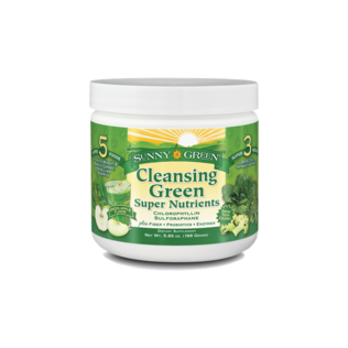 Solaray Cleansing Green