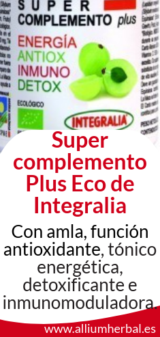 Super complemento Plus Eco 90 capsulas de Integralia