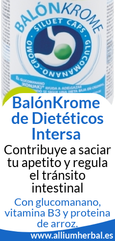 BALÓNKROME 120 caps de Dietéticos Intersa