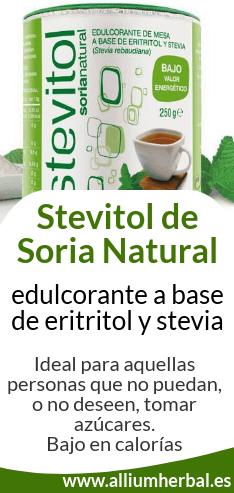 Mostrando artículos por etiqueta: stevia