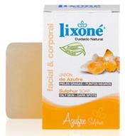 Jabón azufre lixone