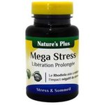 Mega-Stress 30 comprimidos de Nature's Plus