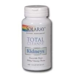 Total cleanse kidney (riñones) de Solaray