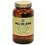 All in one con pomelo 100 comprimidos de Solgar
