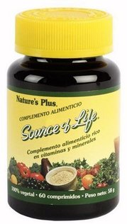 Source of life 60 comprimidos de Nature's Plus