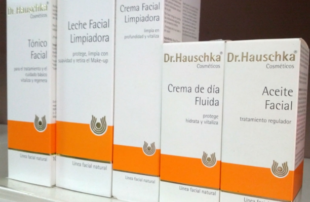Productos Dr. Hauschka