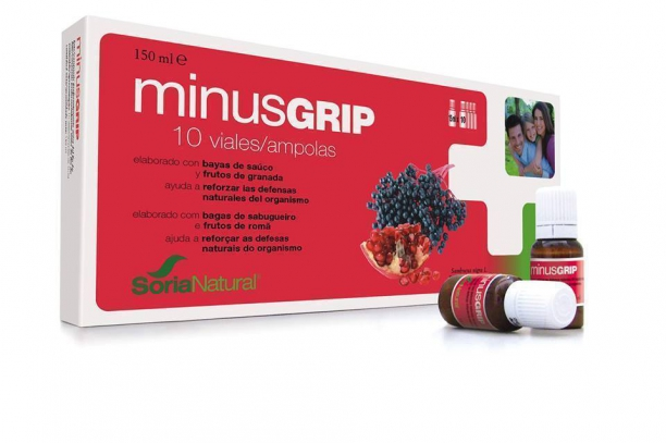Minusgrip de Soria Natural