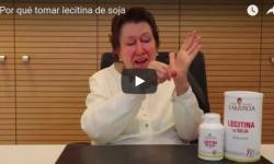 Por qué tomar lecitina de soja ofrecido por Ana María Lajusticia